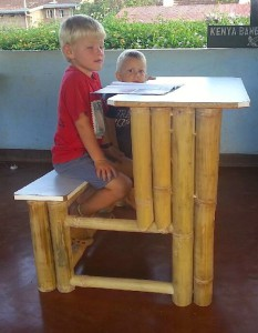 Schoole Desk May 2015